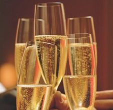 Bicentennial Champagne Toast