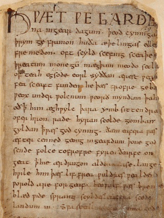 Old English and the Language of Beowulf