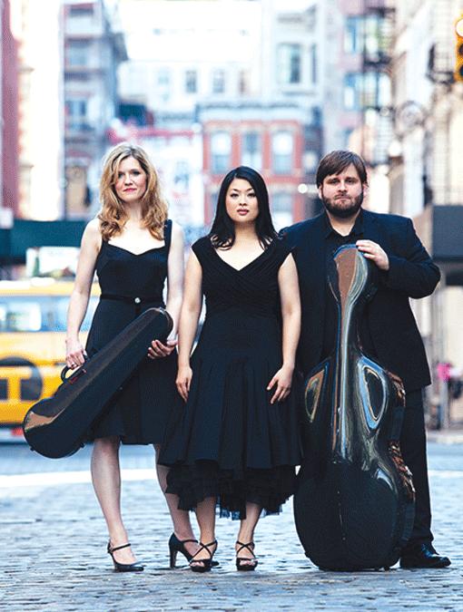 PACM: Neave Trio