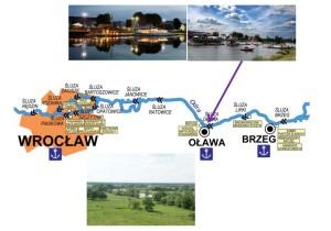Odcinek 4: Brzeg – Oława – Wrocław