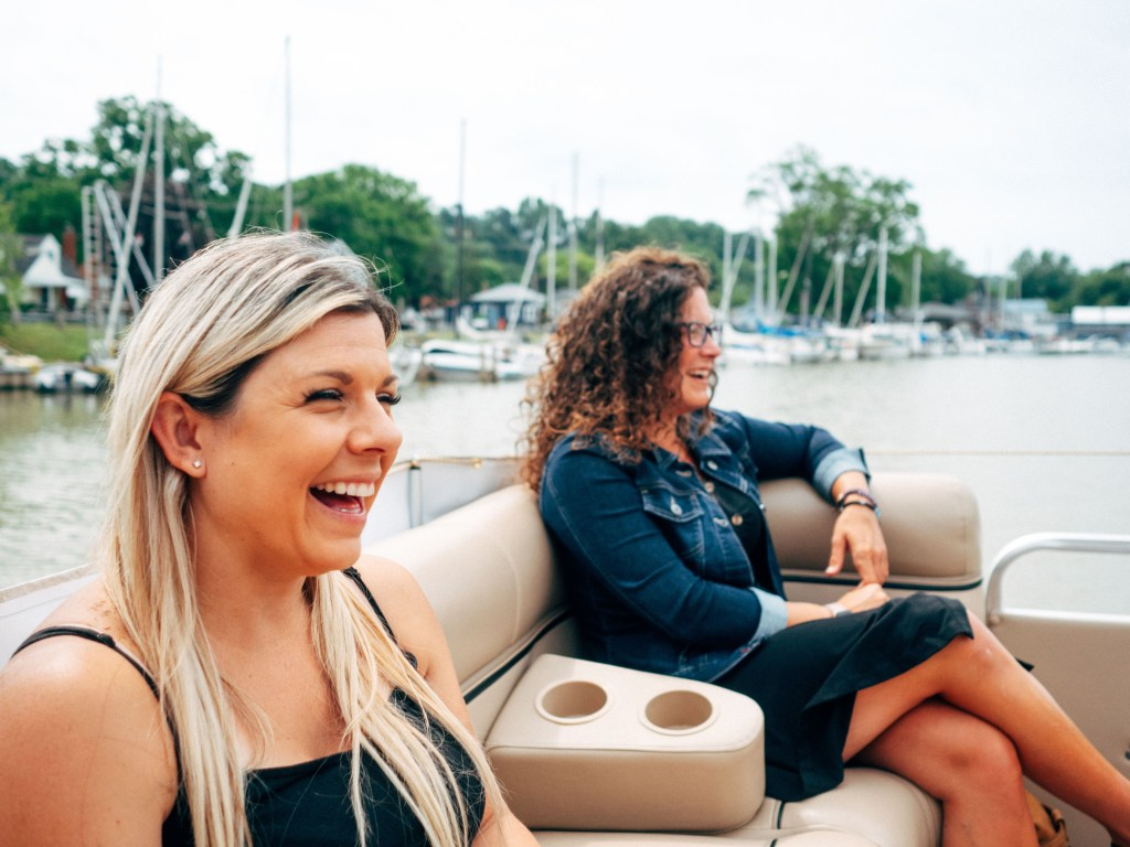 port stanley ontario pontoon boat cruises lake erie tour local guides culture history