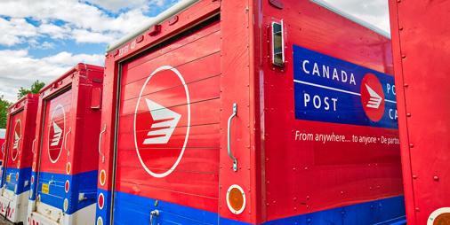 Canada Post reveals supplier data breach involving shipping information of 950,000 parcel recipients