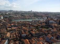 Al fondo Gaia, y como línea divisoria el Douro. LeleSorribas2014