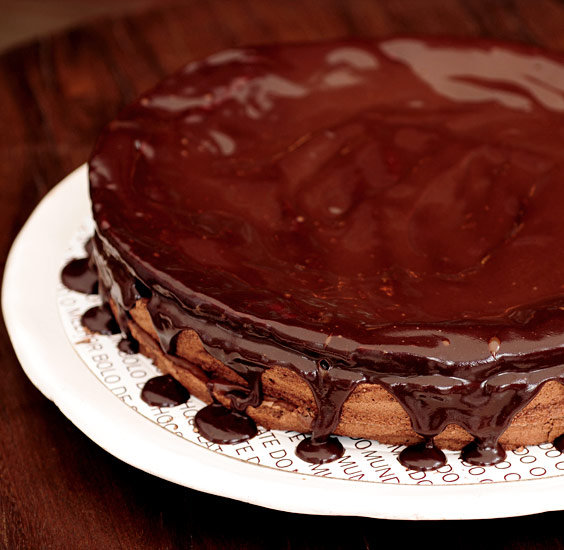 The Best Chocolate Cake In The World The Name Says It All