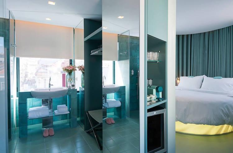 WC Beautique Hotel  Unique Boutique Accommodations in Lisbon  Portugal Confidential