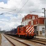 Comboio Presidencial apronta-se para a aventura do Douro