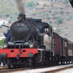 Comboio a Vapor regressa em Leixões