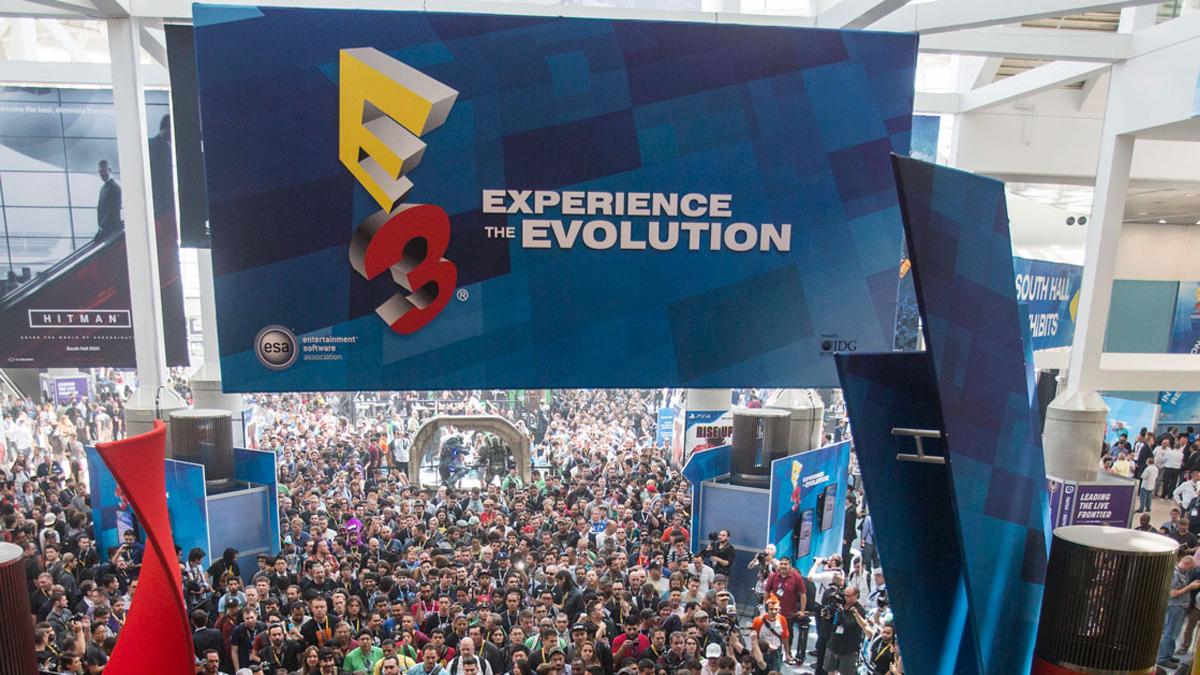 E3 abre portas ao público em 2017