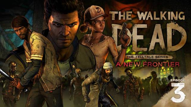 Revelado trailer do terceiro episódio de The Walking Dead: A New Frontier