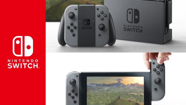 Nintendo Switch recebe suporte a headset bluetooth