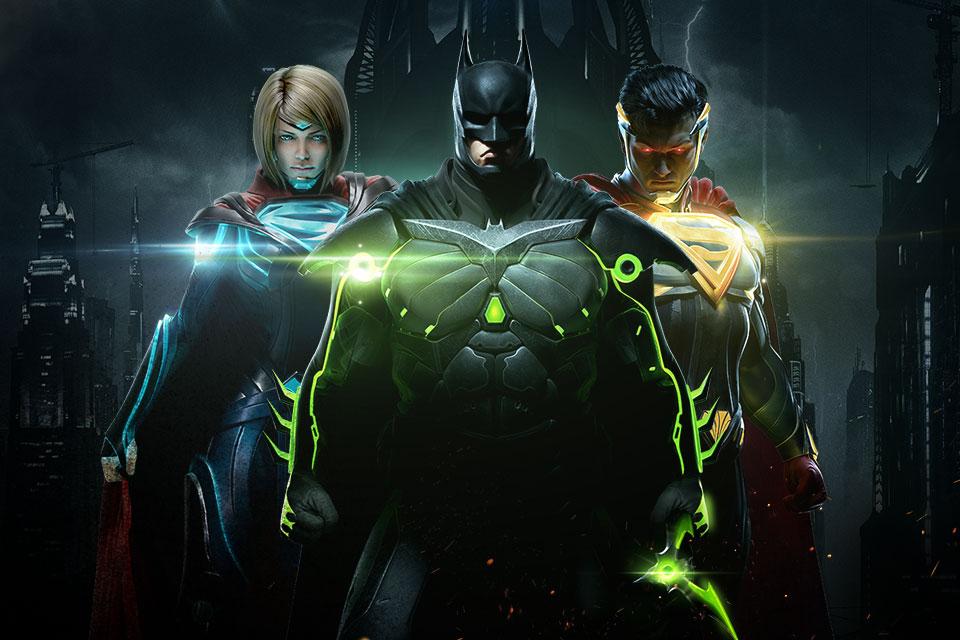 Versão PC de Injustice 2 chega esta outono