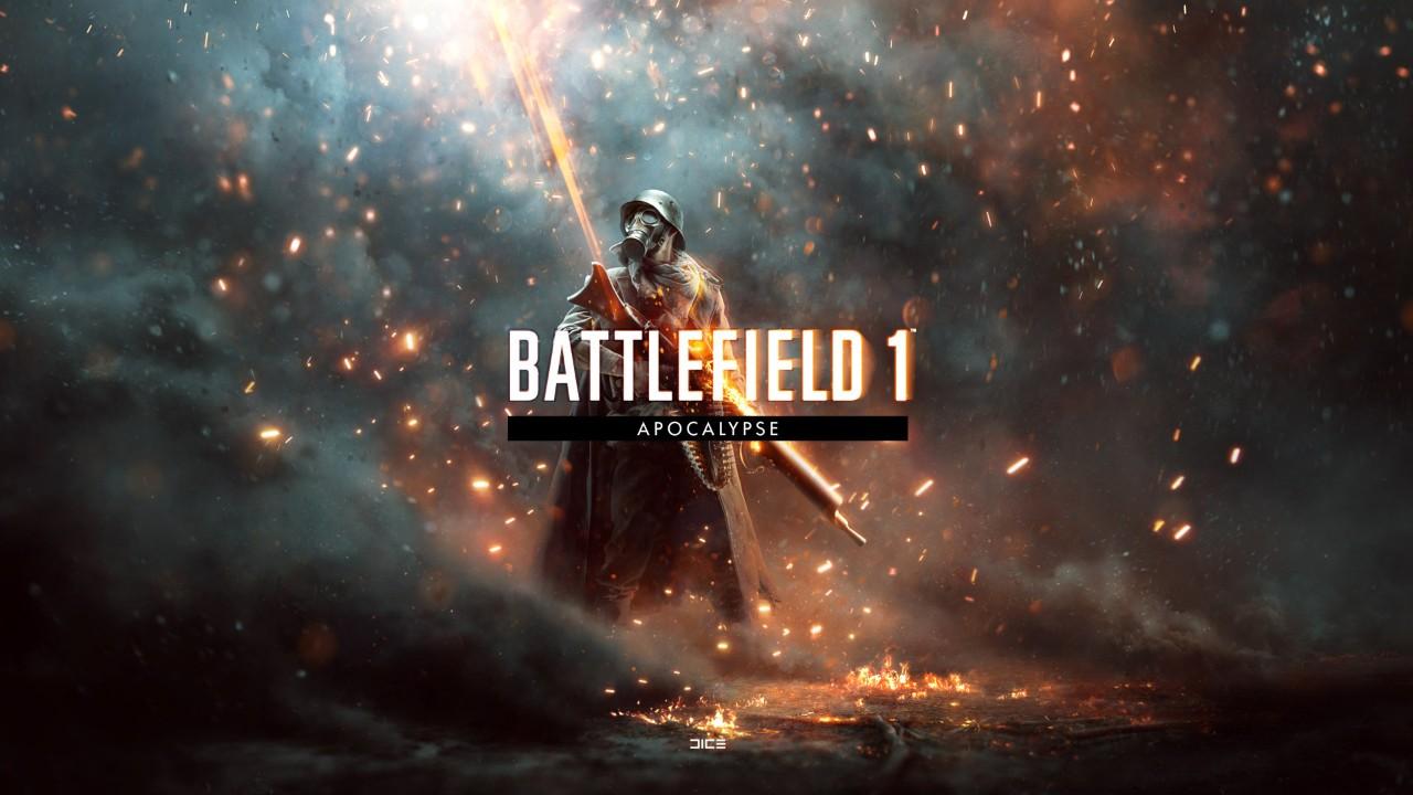 Nova expansão de Battlefield 1 chega em Fevereiro