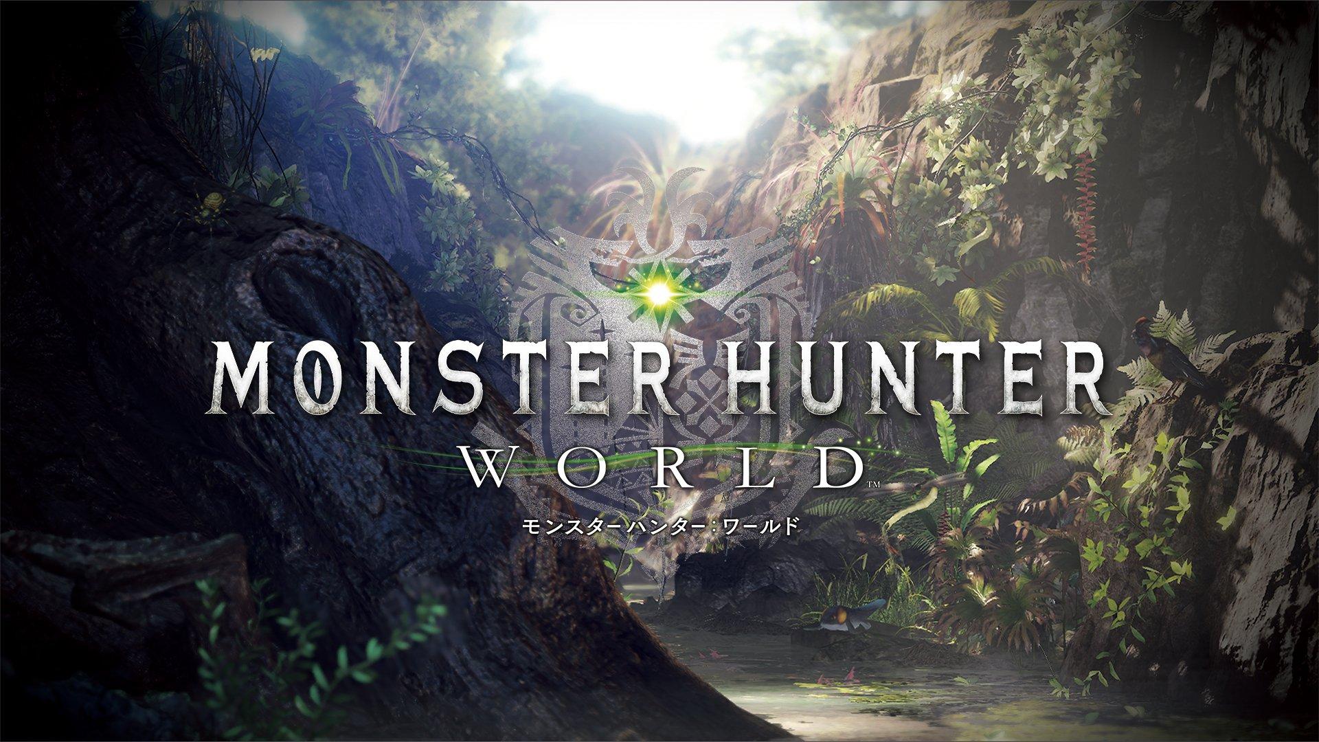 Capcom já enviou 6 milhões de Monster Hunter World para as lojas