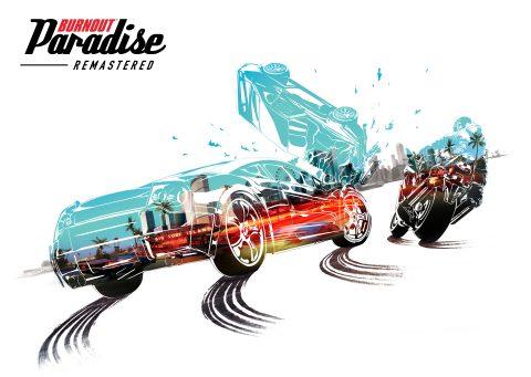 EA anuncia Burnout Paradise Remastered