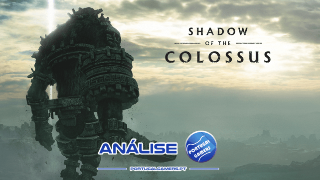Análise – Shadow of the Colossus (PS4)