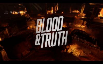 Demo gratuita de Blood & Truth já está disponível na PlayStation Store