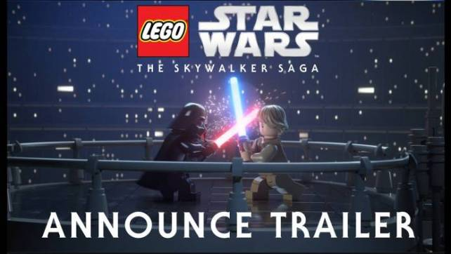 LEGO Star Wars: The Skywalker Saga anunciado