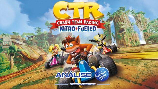 Crash Team Racing Nitro-Fueled – Análise