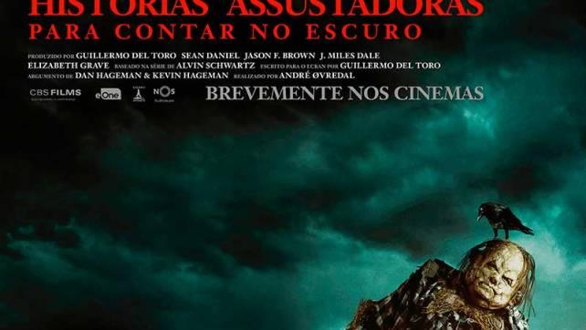 'Histórias assustadores para contar no escuro' estreia a 15 de Agosto