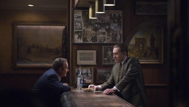"""Mickey Rourke afirmou que Robert De Niro vetou a sua participação no filme """"O Irlandês"""""""
