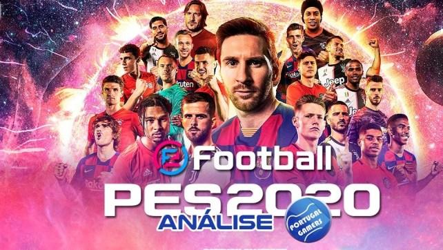 eFootball PES 2020 – Análise