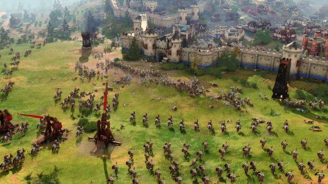 Age of Empires IV com teste de 17 a 20 de Setembro