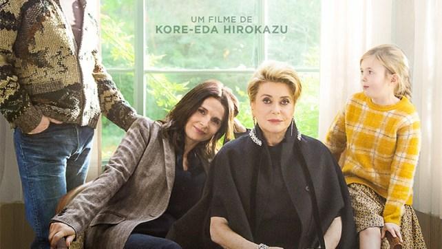 'A Verdade' com Catherine Deneuve e Juliette Binoche a 19 de Março nos cinemas