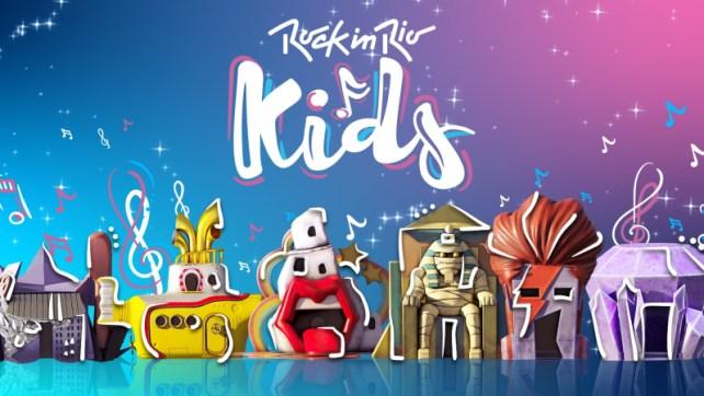 Rock in Rio Kids: uma mini Cidade do Rock mágica que vai criar memórias em família