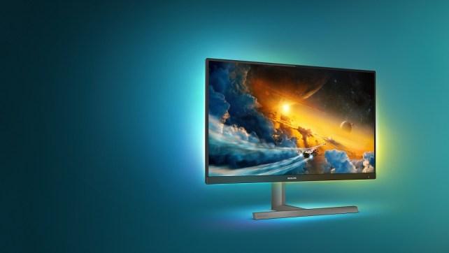 Philips leva gaming a outro nível com novos monitores 558M1RY e 278M1R