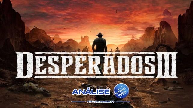 Desperados III – Análise