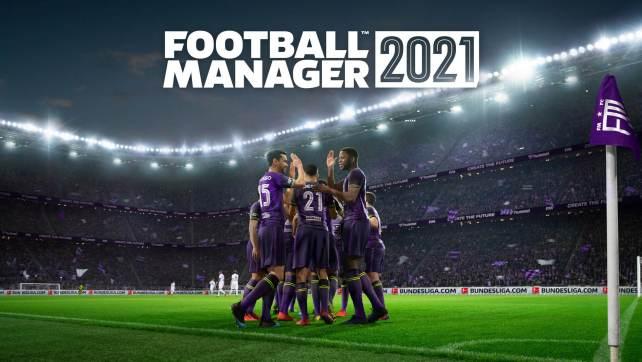 SEGA anuncia oficialmente Football Manager 2021