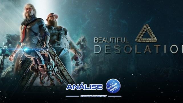 Beautiful Desolation – Análise