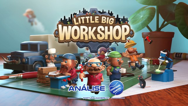 Little Big Workshop – Análise