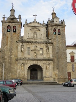 I visited the city of Viseu