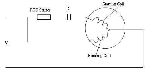 Resistor de PTC preto/termistor esperto do PTC para o