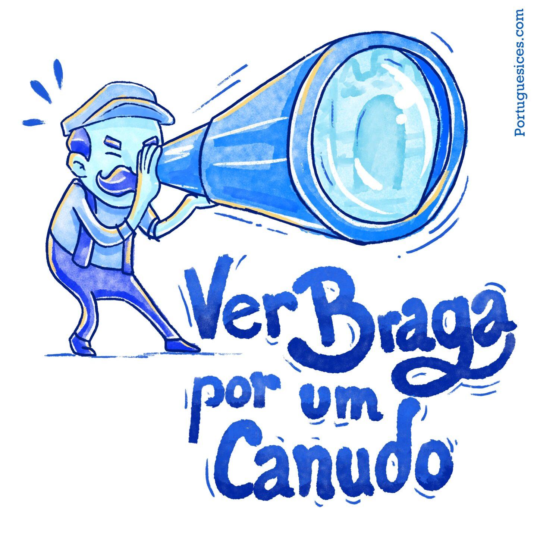 Ver Braga por um canudo