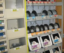 Photo of Hardware available at North Pro Hardware