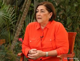 Maria Rubiales, embajadora en la ONU