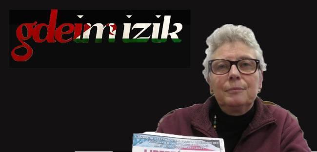 Claude Mangin, ciudadana francesa y esposa del preso político saharaui Naama Asfari suspendió ayer la huelga de hambre que comenzó el 18 de abril.