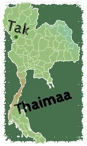 Thaimaa-Tak