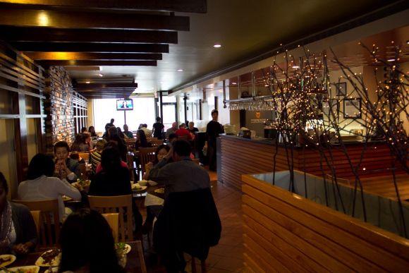 Verleihe deinem Restaurant eine gemtliche Atmosphre