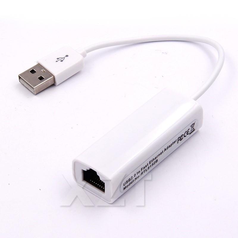 Adaptador USB – LAN Gigabit – USB 3.0 Blanco