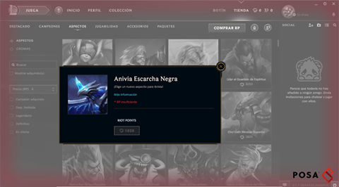 tarjetas-de-regalo-league-of-legends-anivia