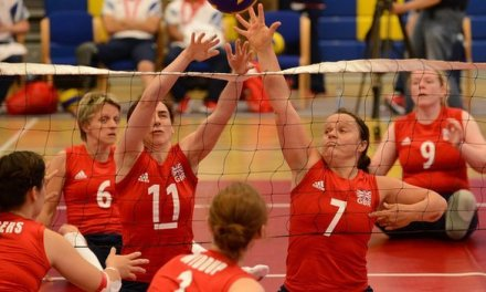 GB Sitting Volleyball History