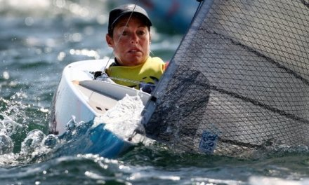 GB Guaranteed Medals In Sailing For First Time