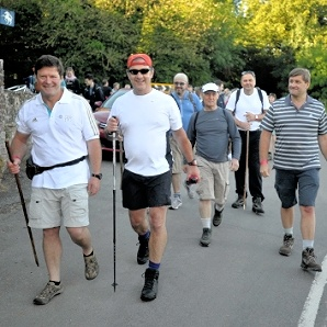 Charity walk raises money for Disability Challengers