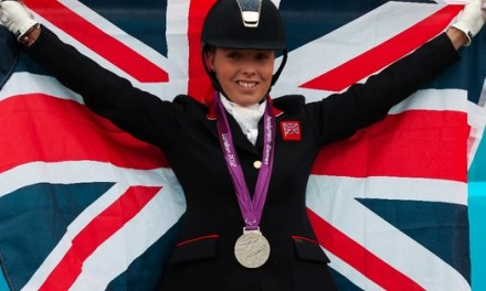 Wells Wins Second Silver