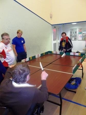 Disability Sports Festival A Success