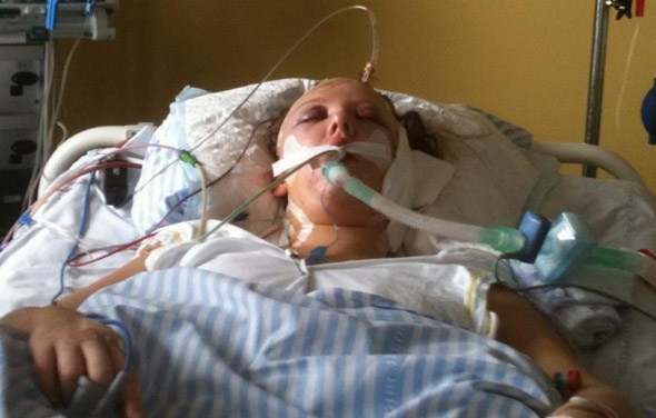 'Girl who refused to die' woke up from coma as doctors discussed harvesting her organs