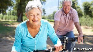 Enjoyment of life 'key to living longer'